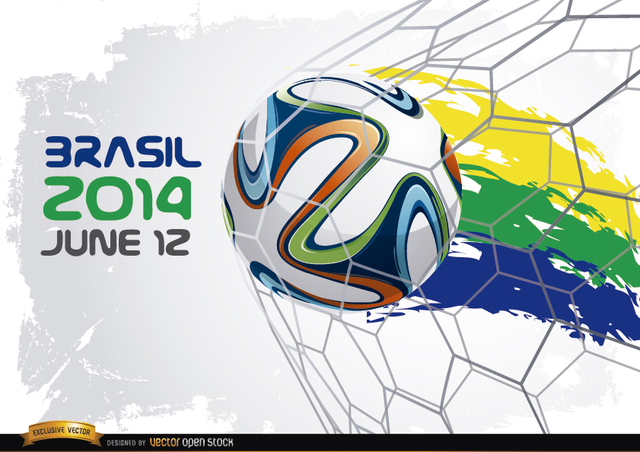 Free Brasil 2014 WorldCup Beginning