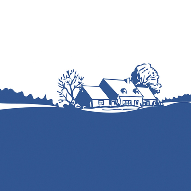 Free Free Country Home Vector
