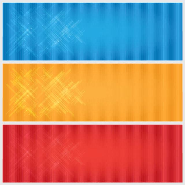 Free Bright Linen Banner Backgrounds