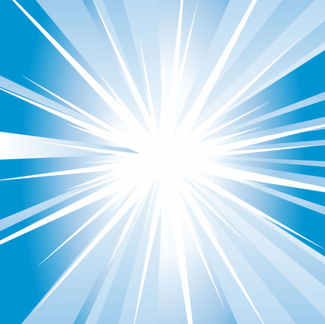 Free Vectors: Shiny Swirling Blue Starburst Background | Background Vector