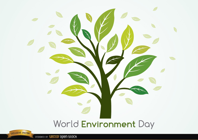 Free Plant and leaves world environment day