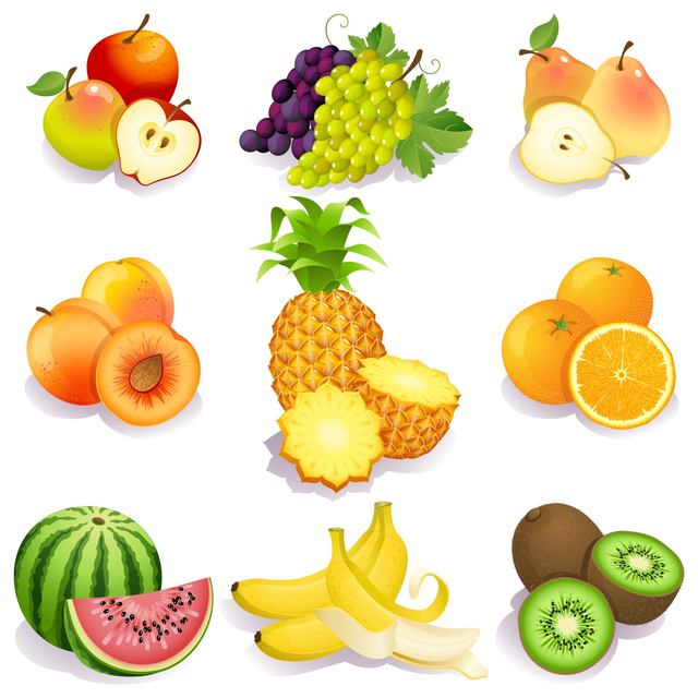 Free Fresh Testy Fruits Pack
