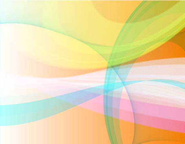 Free Colorful Abstract Background with Blended Spiral Lines