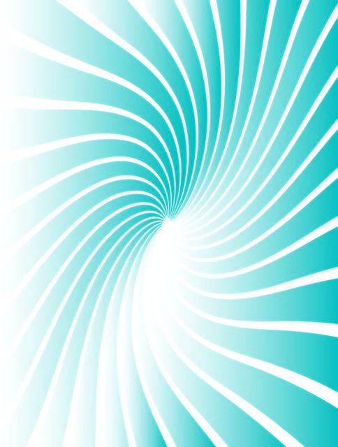 Free Spiral Vortex Rays Background