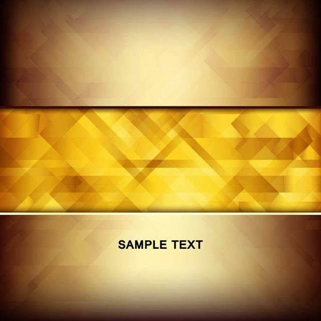 Free Abstract Golden Linen Texture Insert Between Background
