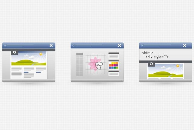 Free 3 Desktop Program Interface Icons