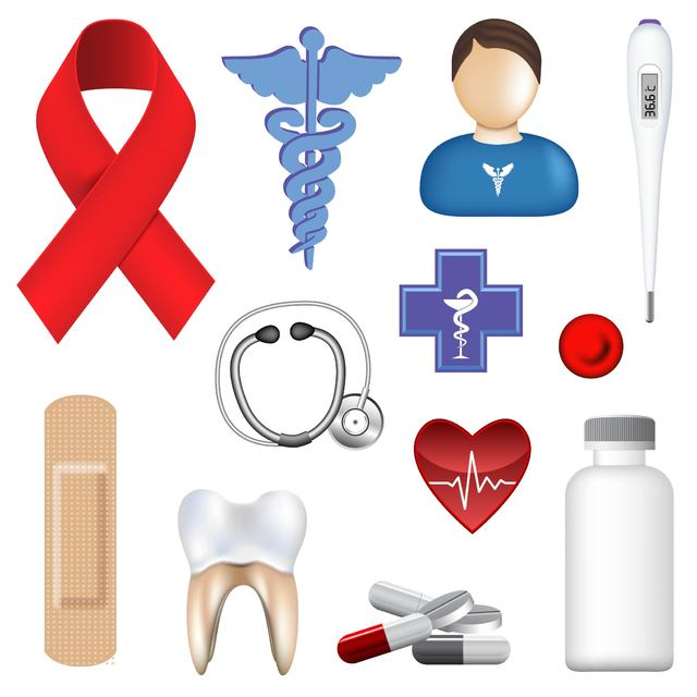 Free Surgery Tools Medicine and Equipment Icons