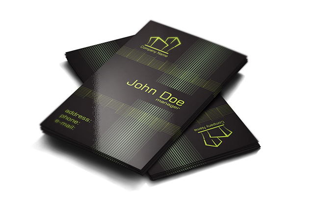 Free Creative Real Estate Business Card