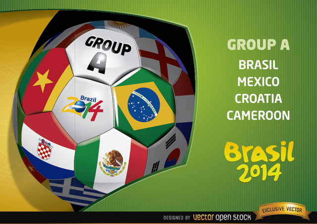 Free Brasil 2014 Group A Presentation