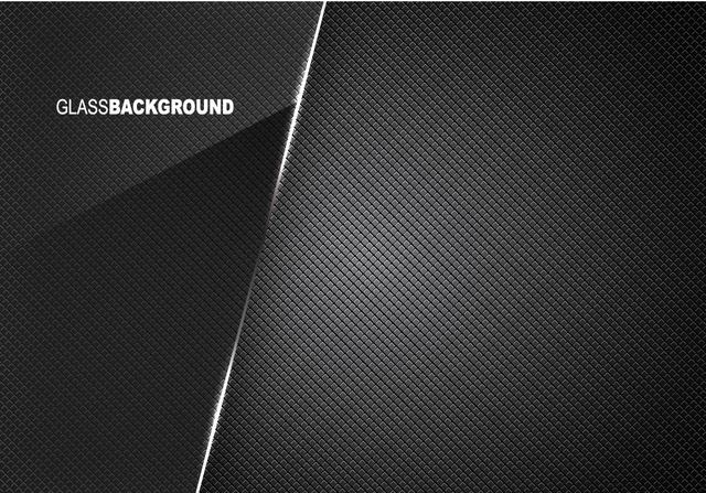 Free Metal Texture Background with Glass