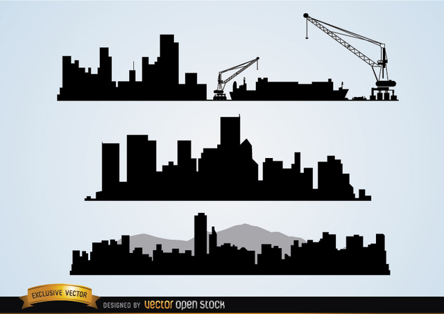 Free Cityscapes construction