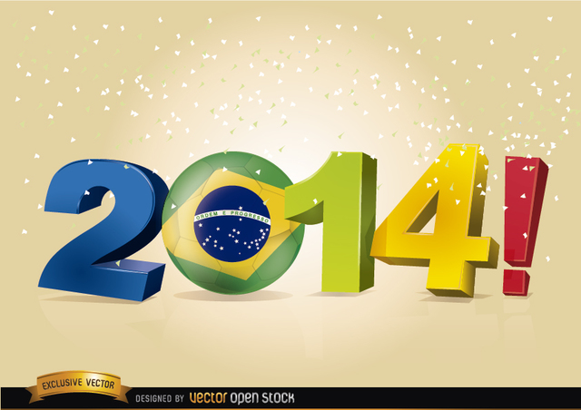 Free Brazil 2014 Soccer World Cup