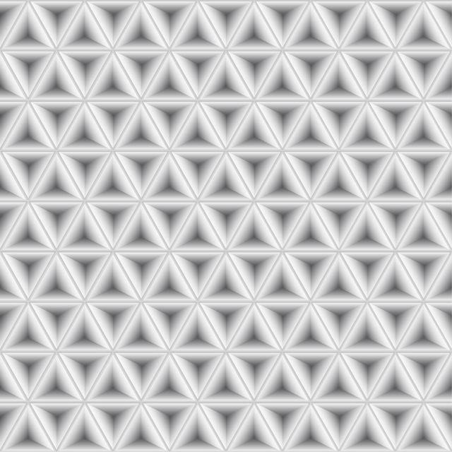 Free Abstract Light Grey Geometric Pattern