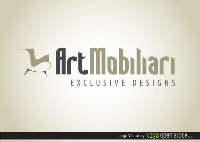Free Modern Furniture Logo