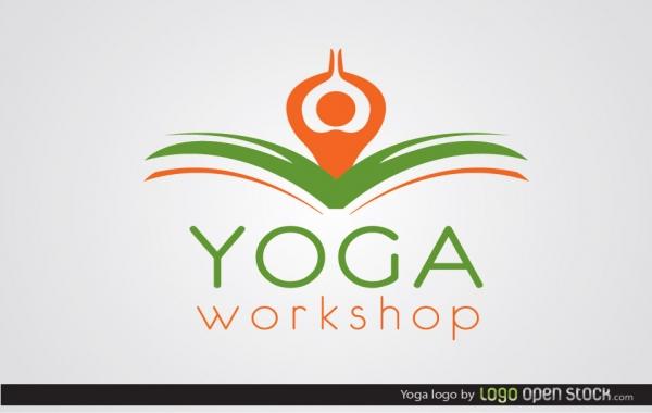 Free Yoga Logo Template