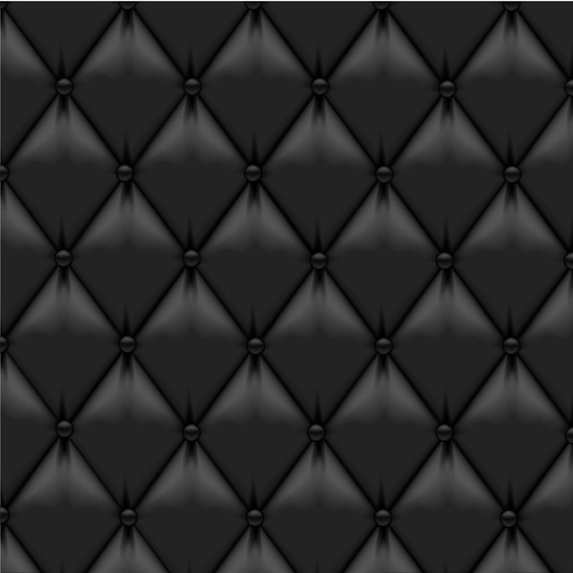 Free Realistic Black Upholstery Leather