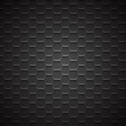 Free Dark Geometric Metal Pattern Background