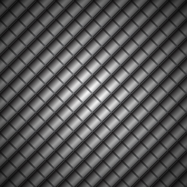 Free Dark Geometric Metal Background