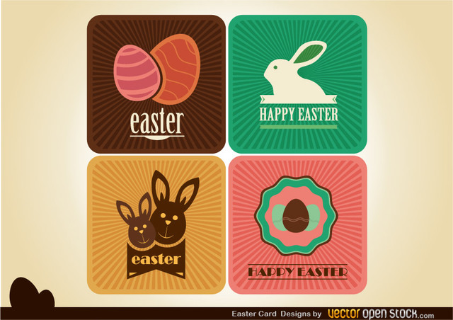 Free Easter Card Designs