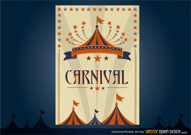 Free Carnival Poster Design