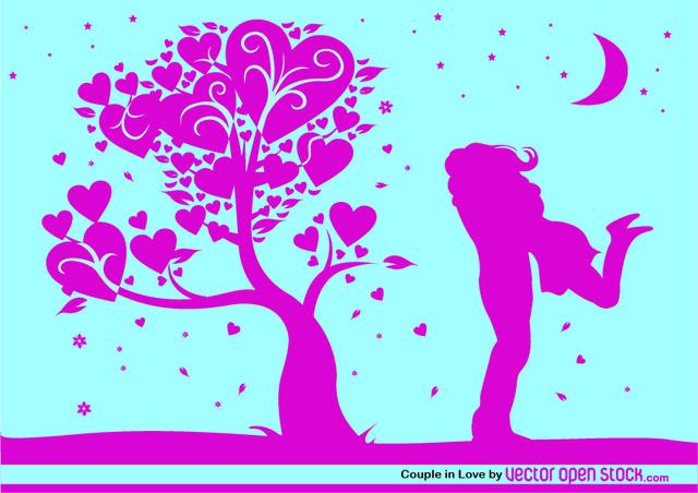 Free Valentine's Night Embrace