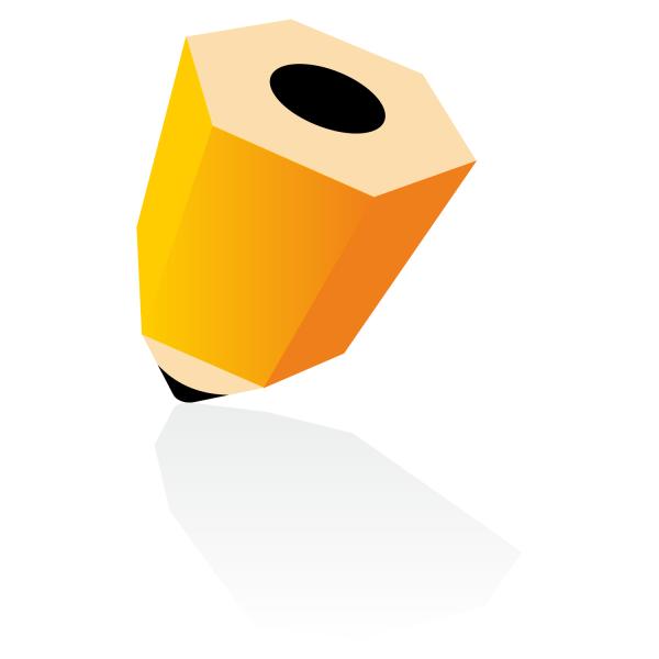 Free 3d pencil icon