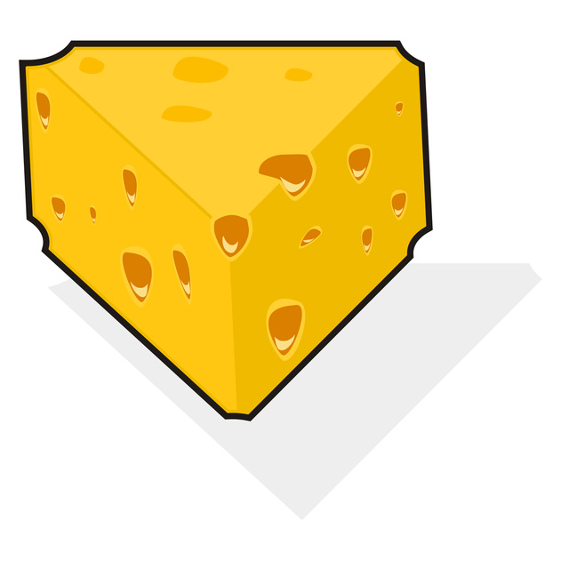 Free Cheese vector