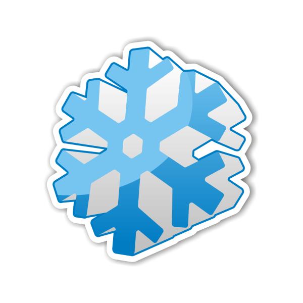 Free Snowflake icon
