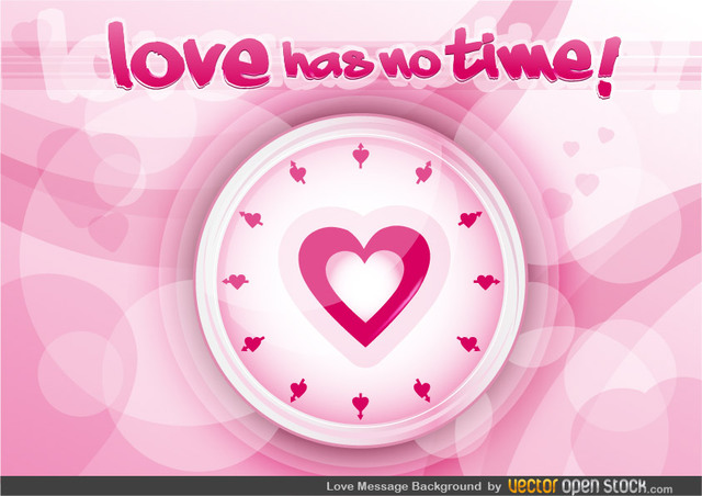 Free Love Message Background