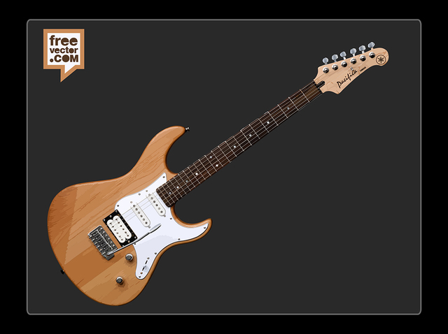Free Yamaha Detailed Pacifica Electric Guitar