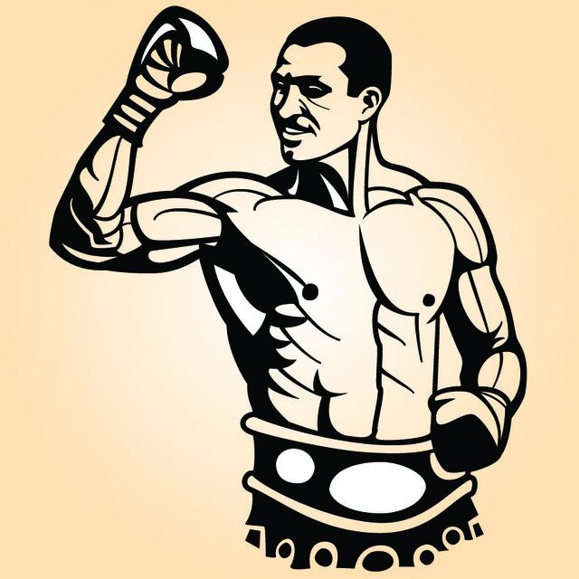 Free Sketchy Ukrainian Boxer Vladimir Klitschko
