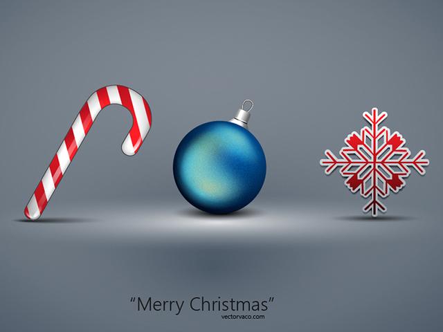 Free 3 Useful Detailed Christmas Icons