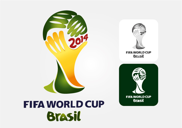 Free Vectors: Fifa World Cup Brasil 2014  | Vector Open Stock