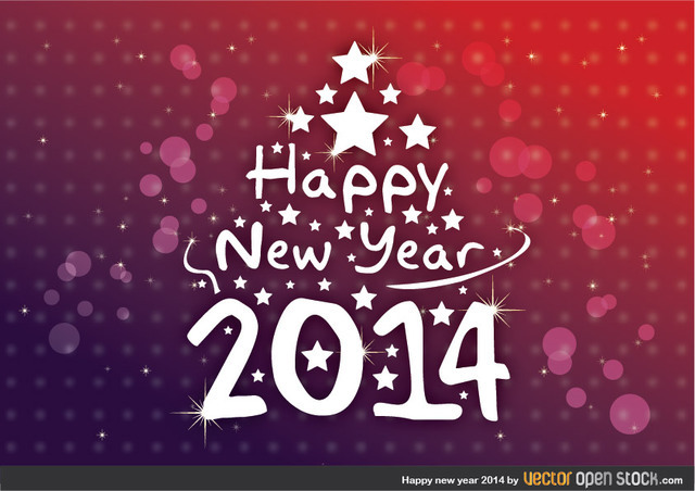 Free Happy New Year 2014