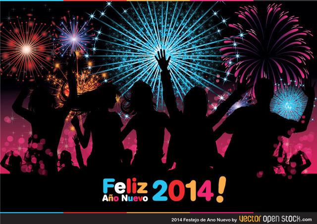 Free Festejo de Ano Nuevo