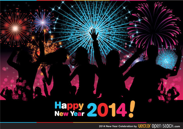 Free 2014 new year celebration