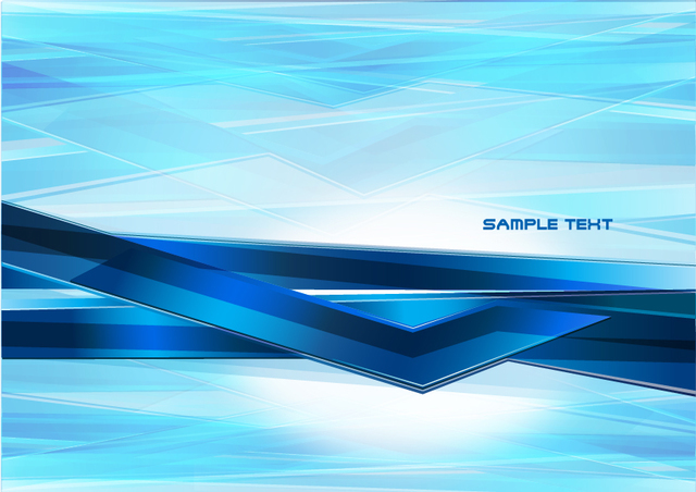 Free Abstract technology blue background