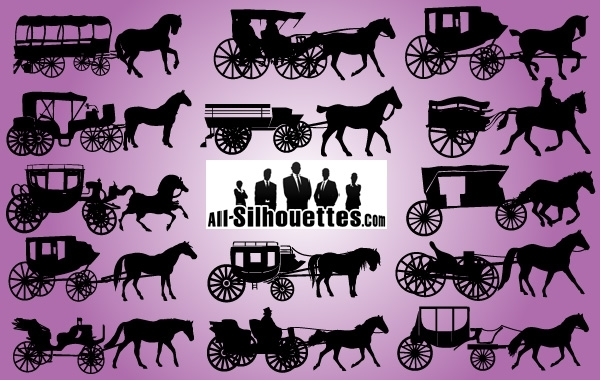 Free Wild West Carriage Vehicle Pack