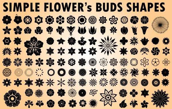 Free Flower Bud Pack Clipart