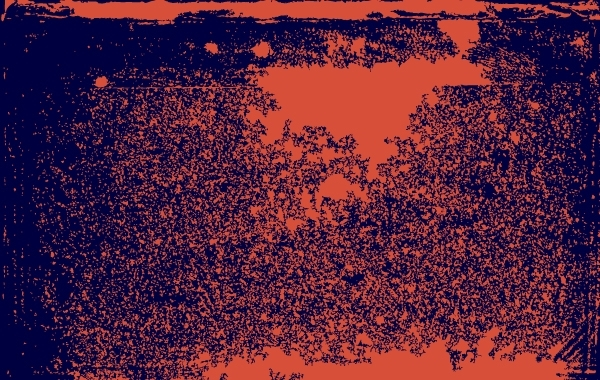 Free Grungy Orange and Blue Textures