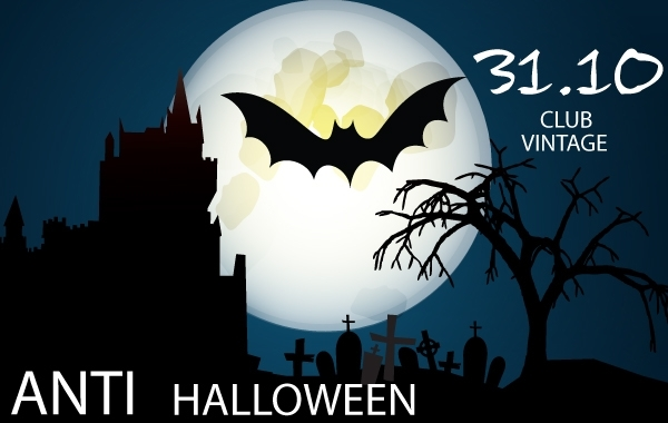 Free Seasonal Halloween Night Flyer Template