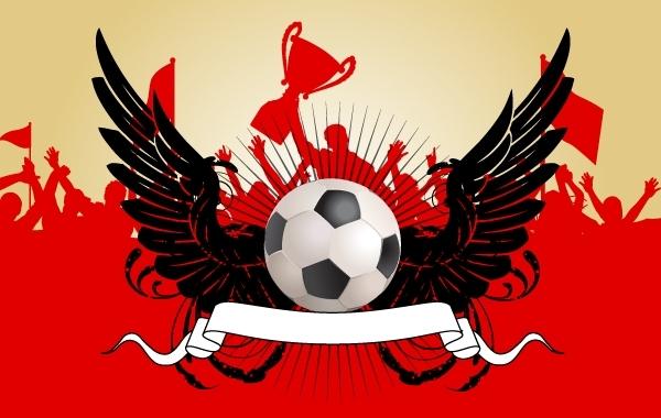 Free Soccer Champion Celebration