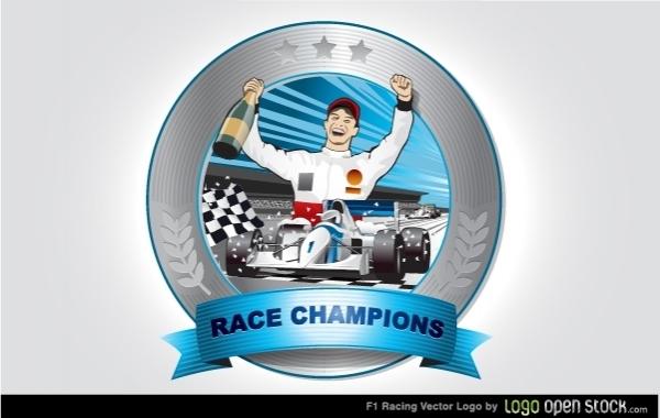 Free F1 Racing Vector