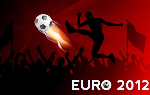 Free Euro Cup Football Banner