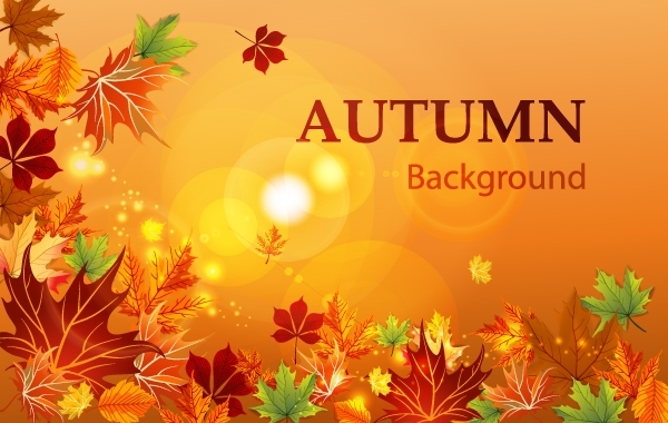 Free Flourish Autumn Layout