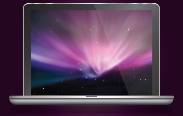 Free Glossy MacBook Air