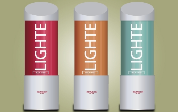 Free Light Body Spray Pack
