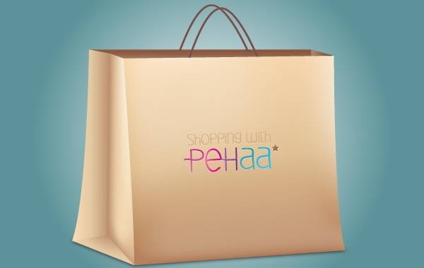 Free Shopping Bag Paper Made