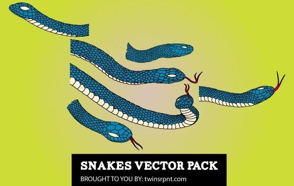 Free Snake Pack Blue