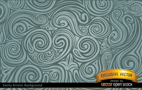 Free Swrily Artistic Background
